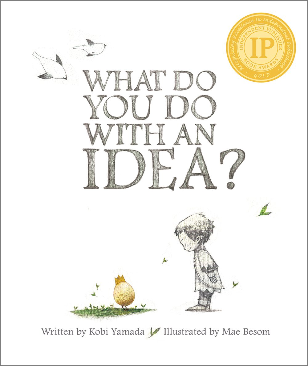 what do you do with an idea kobi yamada mae besom