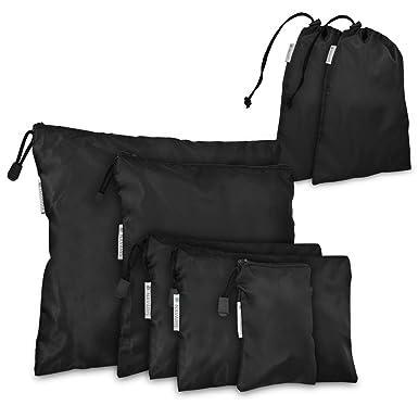 Amazon.com: navaris veliz Embalaje Bolsas de 7 piezas) – 7 x ...