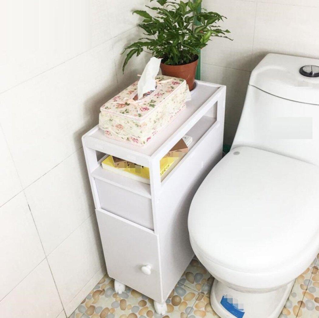 GL&G Bathroom Furniture Waterproof toilet side cabinet WC storage locker storage box Stand up Toilet cabinet lockers