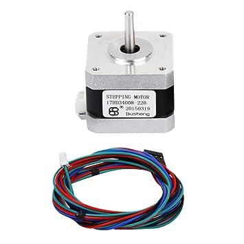 perfk Máquina Eléctrica Conectar Motor de Impresora Accesorios de ...