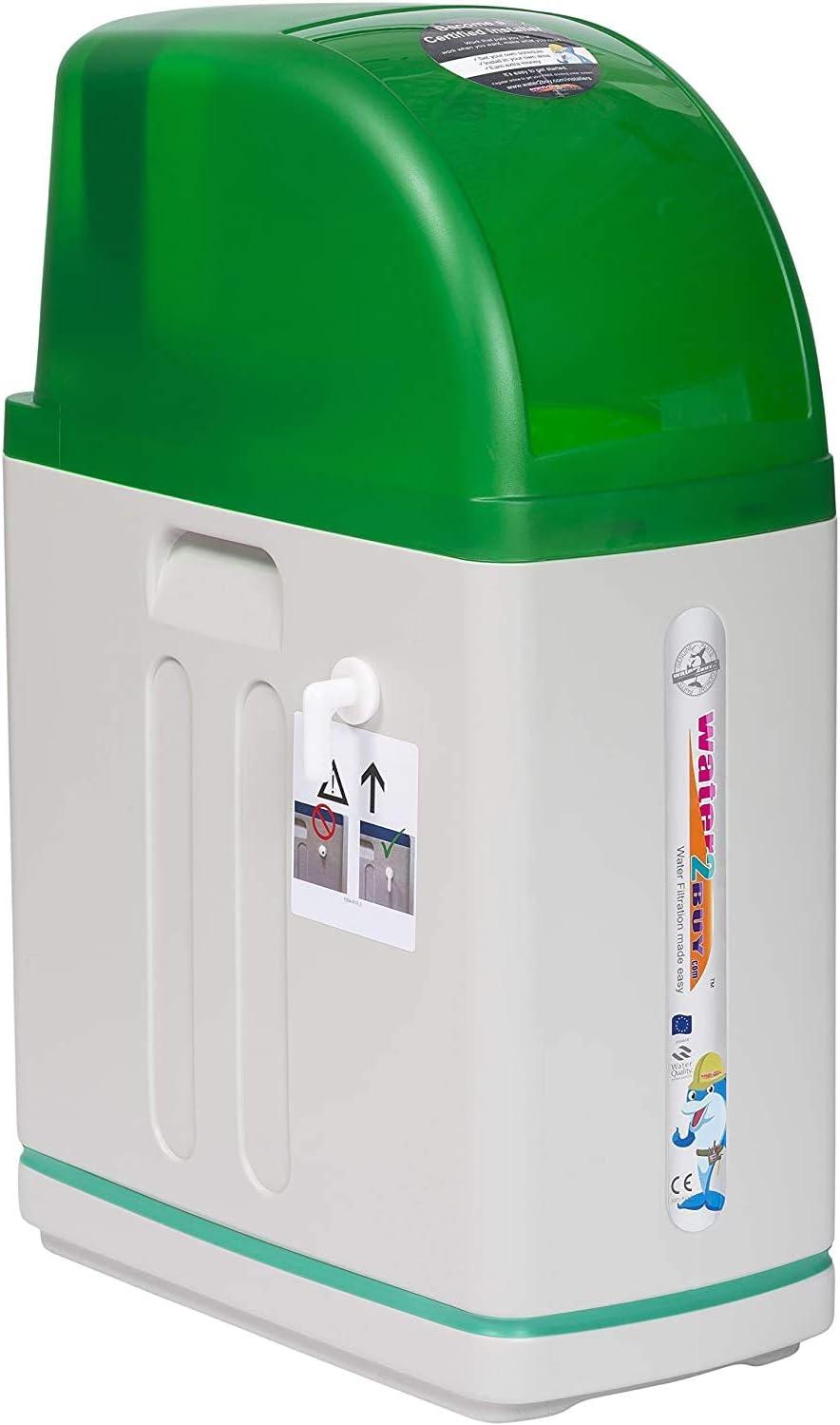 Water2Buy W2B200 descalcificador | descalcificador de agua domestico para 1-4 personas