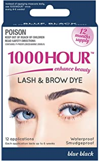 Amazon.com : Swiss-O-Par Eyebrow and Eyelash Colour Brown : Beauty