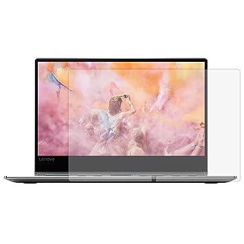 [2 paquetes] Lenovo Yoga 5 Pro Protector de pantalla, cristal templado Lenovo Yoga 910 Protector de pantalla, anti-scratch transparente Protector de ...