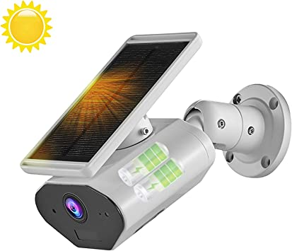 Wireless Home Security Camera Outdoor Solar Battery Thermal WIFI IP Night Vision