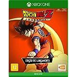 Dragon Ball Z Kakarot - Edição Padrão - Xbox One