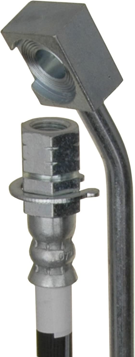 ACDelco 18J1596 Professional Front Driver Side Hydraulic Brake Hose Assembly