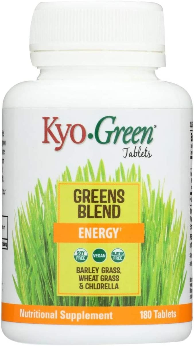 Kyolic Kyo-Green Energy – 180 Tablets
