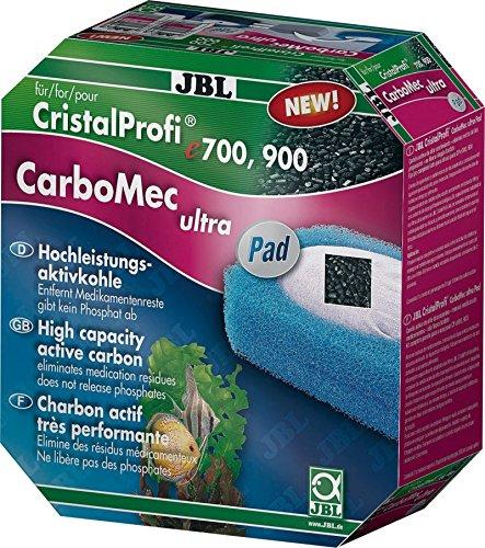 JBL Filtro de carbón Activo de Alto Rendimiento para acuarios, carbomec: Amazon.es: Productos para mascotas