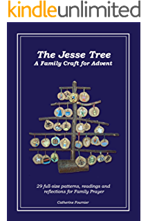 The advent jesse tree devotions for children and adults to the jesse tree a family craft for the story of advent fandeluxe Gallery