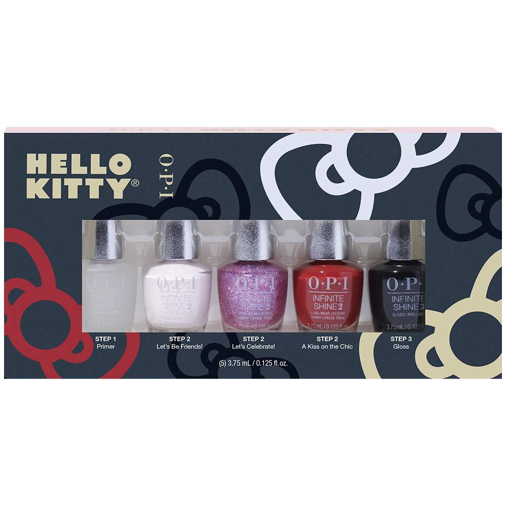 OPI Hello Kitty Nail Polish Collection  Infinite Shine Gift Sets