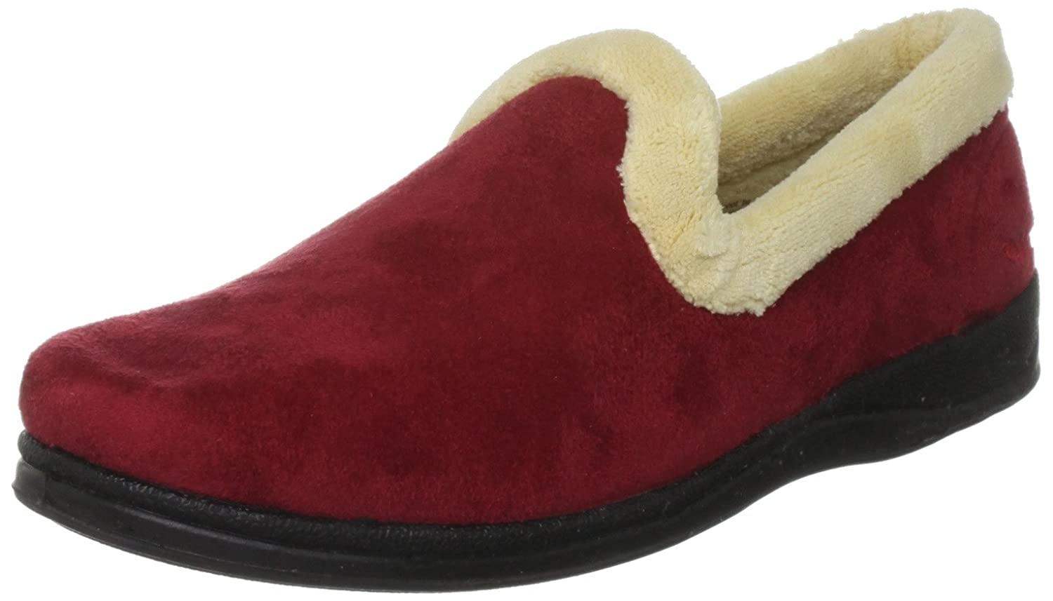 Padders Rouge Repose, Chaussons femme Rouge femme B0752NVPPX (Rouge-v.7) b4f1943 - reprogrammed.space