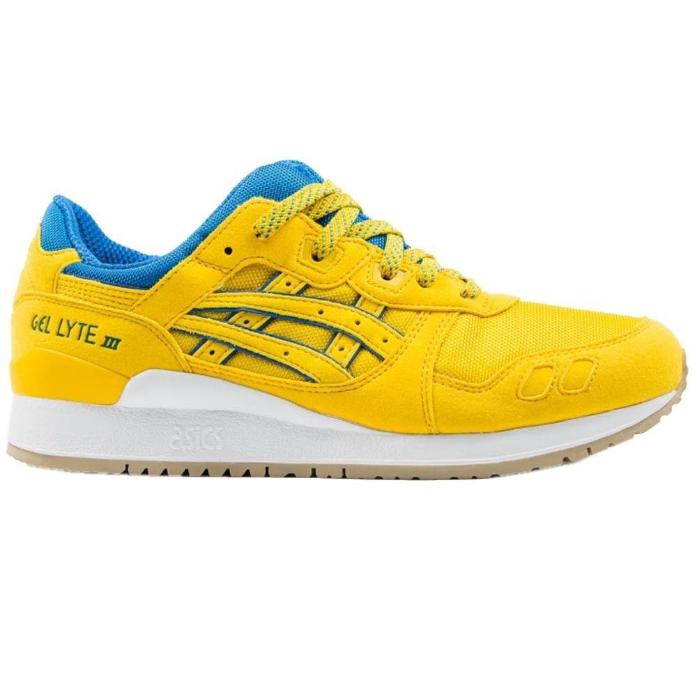 buy online c1896 853f7 ASICS Gel-Lyte III Mens Running Trainers H6X1N Sneakers Shoes (UK 11 US 12  EU 46.5, tai chi Yellow 0404)