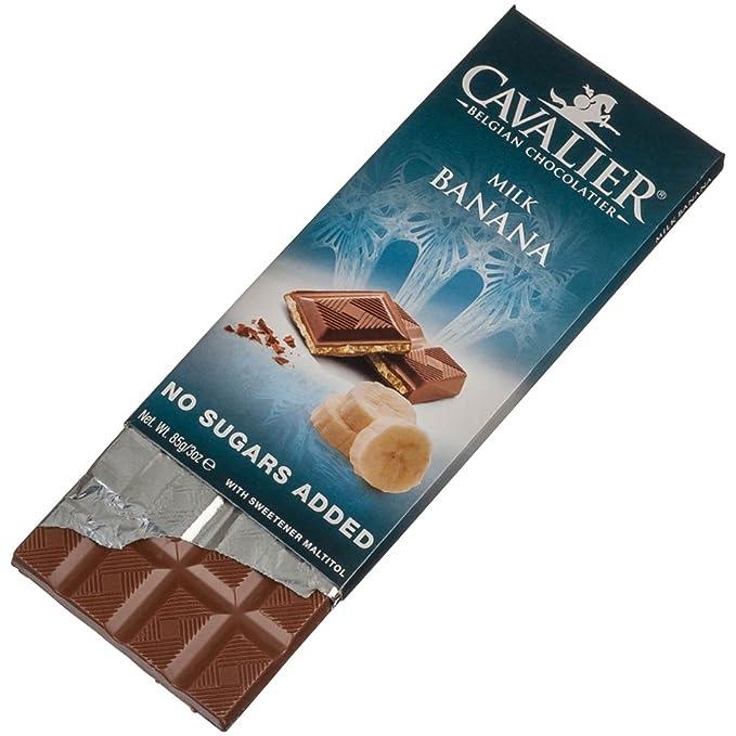 """Low Carb Chocolate pizarras """"Leche de plátano"""" del fabricante ..."""