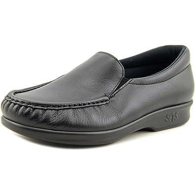 SAS Women's, Twin Slip on Shoes Black ...