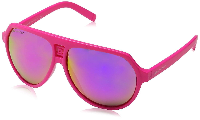Amazon.com: Dsquared2 Gafas de sol Para Unisex dq0093 – 75z ...