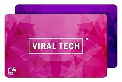 VIRAL TECH Designed in Germany - Tarjeta de Protección ...