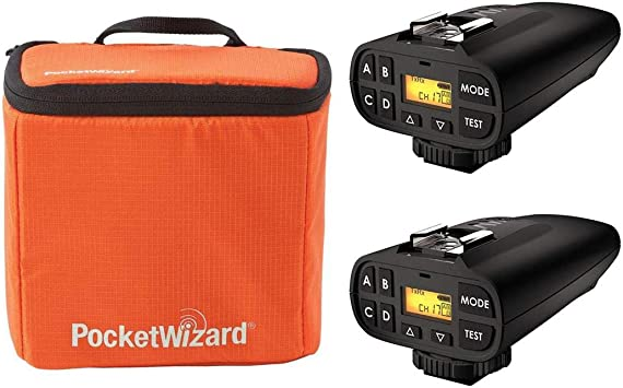 Wireless flash trigger for photography PocketWizard Plus IV Transceiver