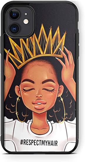 Amazon Com Iphone 11 Protective Case Afro Girls African American