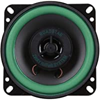 LISRUI Haut-parleurs coaxiaux de Voiture Haut-parleurs Bas Audio étanches 88dB 4Ω Accessoires Voitures