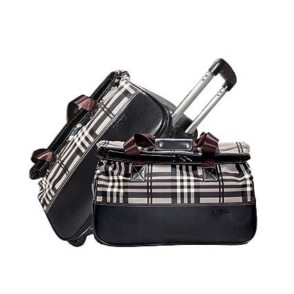 27452d0d69f8 Amazon.com: Travel bag SunHai Trolley Bag, Luggage, Waterproof ...