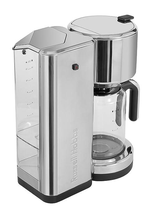 Amazon.com: Russell Hobbs cm7000s 8 Cup Coffeemaker, acero ...