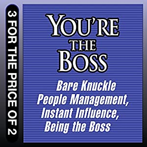 You're the Boss Audiobook