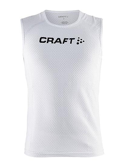 7061a712bb2c0 Craft Sportswear Men s Cool Mesh Superlight Sleeveless Skiing Cycling  Training Base Layer Top  sport