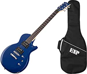ESP LTD EC Series EC10 Electric Guitar, Blue