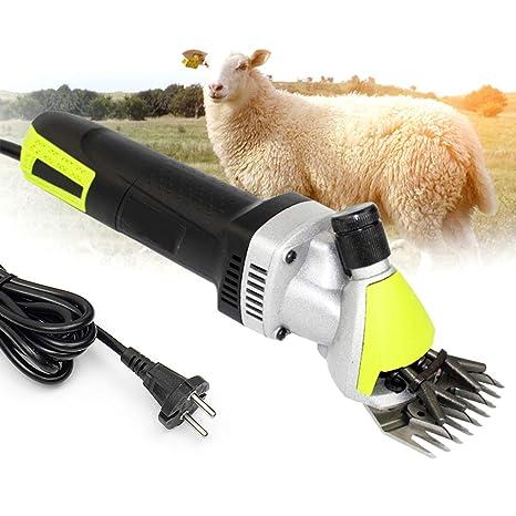 Bespick - Cortapelos eléctrico para ovejas de Cabra, Tijeras ...