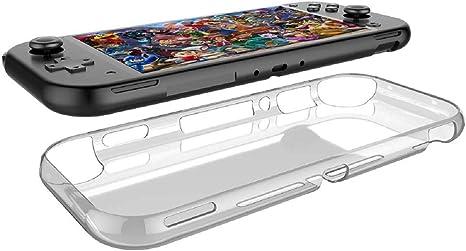 Aerku Funda Nintendo Switch Lite, Silicona [Ultra Slim] Funda ...