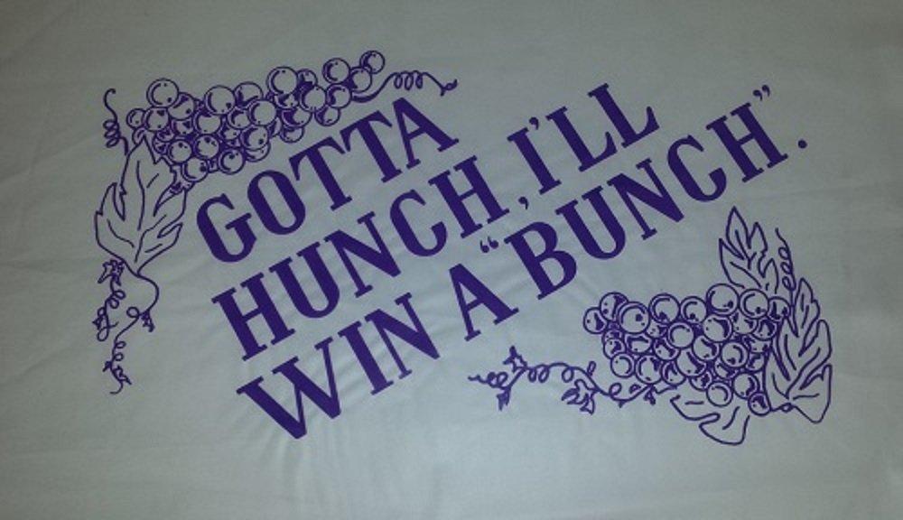 【日本製】 BINGO Dauberマット( Gotta I Hunch I B00PBUXVBE 'll Win 'll a Bunch ) B00PBUXVBE, フォワードグリーン:8f490496 --- vietnox.com