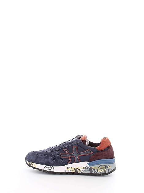 PREMIATA Mick 3254 Sneakers Uomo Multicolor 40: Amazon.it