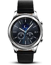 "Samsung Gear S3 Classic reloj inteligente Plata SAMOLED 3.05 cm (1.2"") GPS (satélite) - Relojes inteligentes (3.05 cm (1.2""), SAMOLED, Pantalla táctil, GPS (satélite), 59 g, Plata)"
