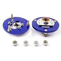 maXpeedingrods Placas de inclinación Delantero Amortiguador Camber Plate