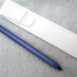 Amazon Co Jp タッチペン Wuudy 極細 充電式 スタイラス タブレット スマートフォン Ipad Iphone Android Surface対応 感度が調整軟繊維1 9mmペン先 ブルー パソコン 周辺機器