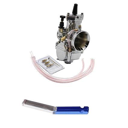 MagiDeal Carburador Power Jet Herramienta de Limpieza Kit ...
