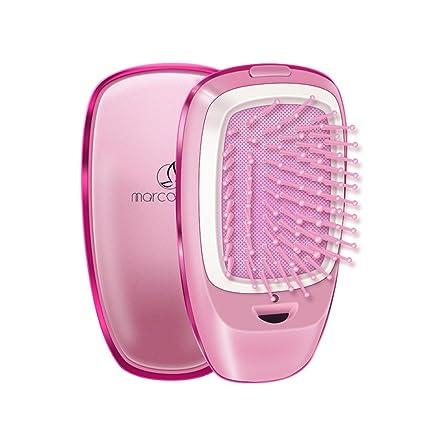 Cepillo Alisador Electrico de peine eléctico peine de iones negativos peine de pelo recto anti estático