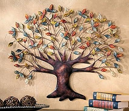 Marvelous Tree Of Life Wall Decor