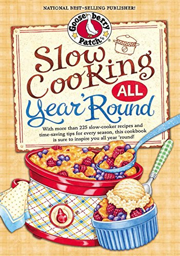 r 'Round: More than 225 of our favorite recipes for the slow cooker, plus time-saving tricks & tips for everyone's favorite kitchen helper! (Everyday Cookbook Collection) ()