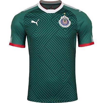 Buy Puma Chivas Alternative Jersey 2017-2018 (XL) Online at Low ... bae98af4a