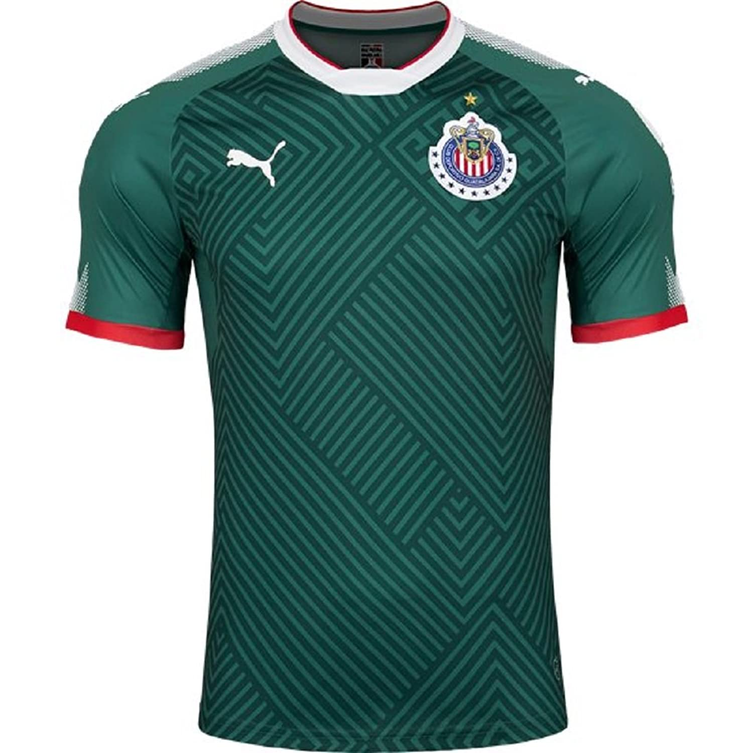 Puma Chivas Alternative Third Mens Soccer Jersey 2017 - 2018