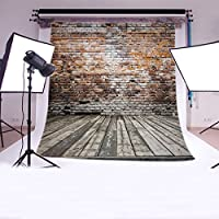 LB 8x8ft Brick Wall Poly Fabric Photo Backdrops Customized Studio Background Studio Props WF20
