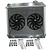 NileRoyal 3 ROW RACING FULL ALUMINUM RADIATOR FOR 1961-19...