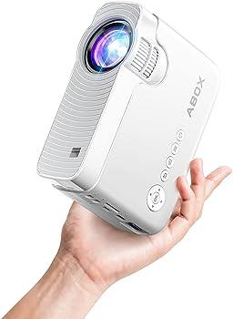 Bomaker Ultra Portable Wireless Mini Projector