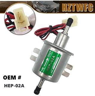 Universal Automotive modificado HEP-02A 12 V Heavy Duty Metal ...