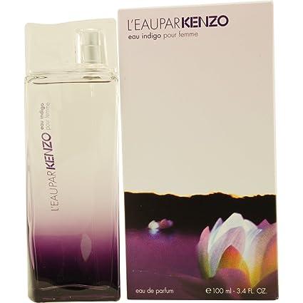 Leau par kenzo indigo agua de perfume con vaporizador 100 ml