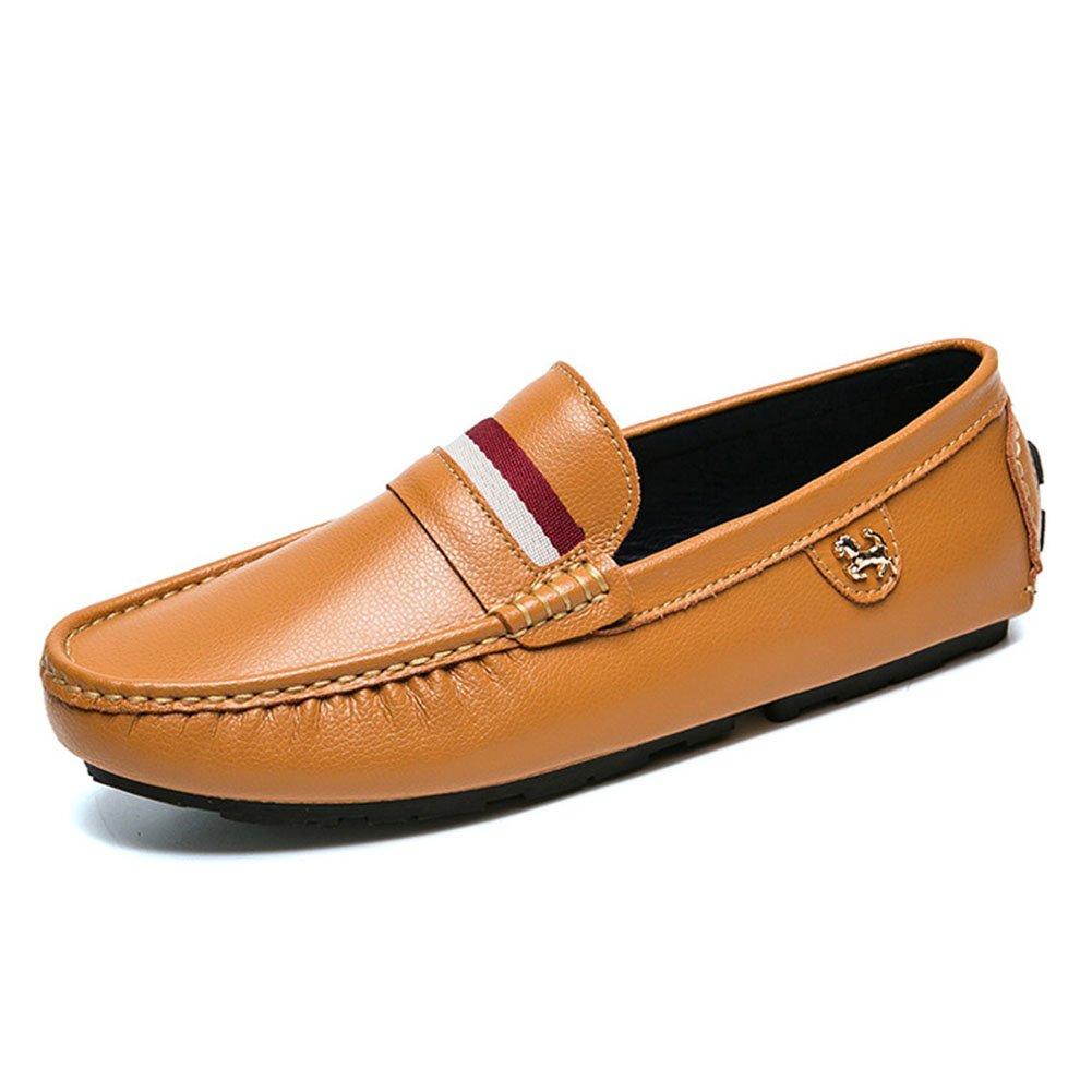 CAI Mocasines para Hombres Zapatos de Primavera/otoño para Barcos Zapatos para Hombre/de conducción/Zapatos para Caminar/Diario/Oficina/Zapatos Perezosos ...
