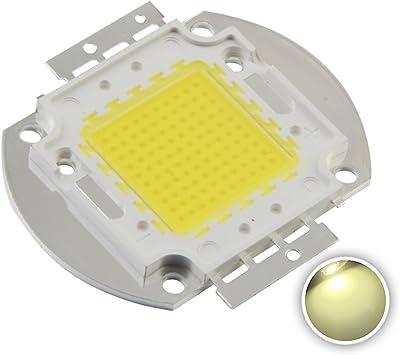 10PCS 1W High Power cold White LED Light 4000k-4500 Emitter