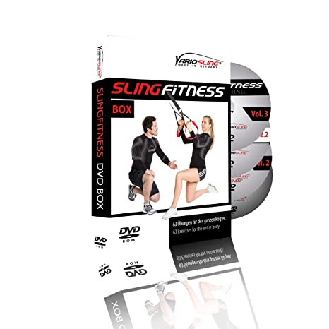 Variosling® Paquete/Set/Kit de DVDs de Ejercicios para ...