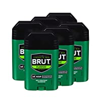 Deals on 6PK BRUT Antiperspirant Deodorant Solid Classic 2 oz.